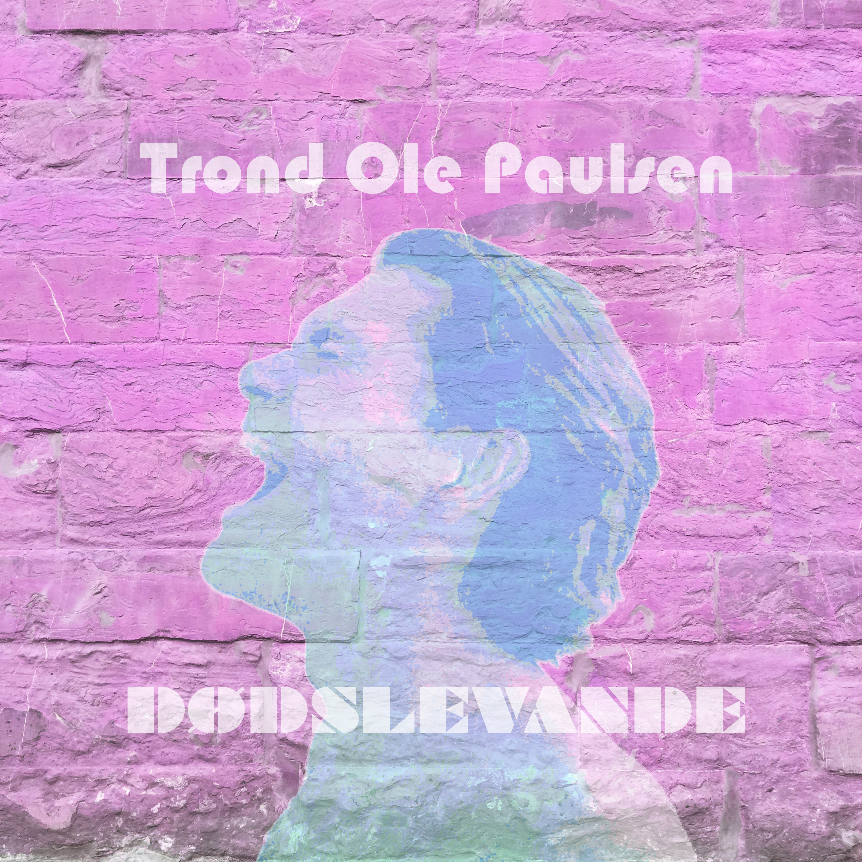 CD-cover Dødslevende Trond Ole Paulsen